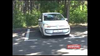 Volkswagen Up! - Test Review Motorsport Magazin by Vladimir Sestovic