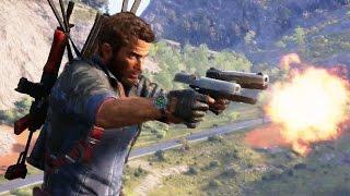 JUST CAUSE 3 Trailer de Gameplay [E3 2015]