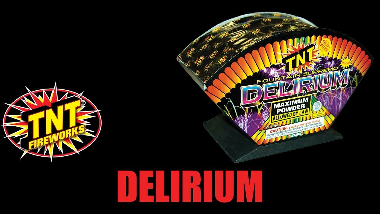 Delirium - TNT Fireworks® Official Video