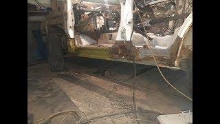 Кузовной ремонт сузуки гранд витара (эскудо)