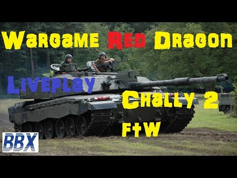 Wargame Red Dragon Gameplay Chally2 FTW