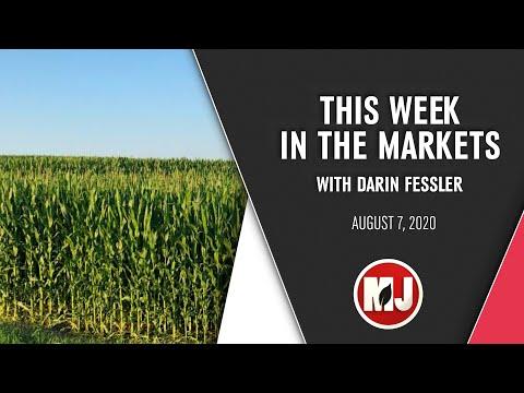 Market Analysis | Darin Fessler | August 7, 2020