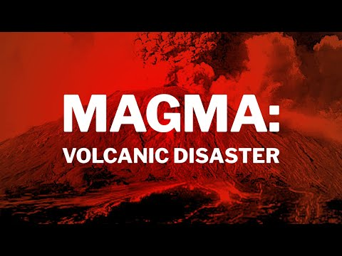 Magma Volcanic Disaster (Full Movie) PG-13