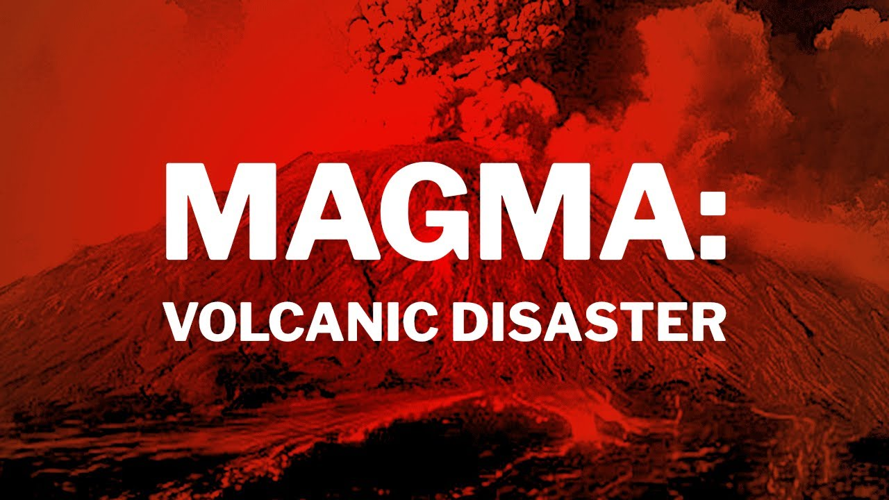 Magma Volcanic Disaster (Full Movie) Action Sci-Fi | Natural Disaster