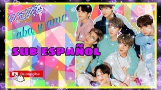 Aba ama ( 阿爸阿妈 )versión BTS sub español