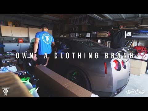 DO YOU WANT TO OWN A CLOTHING BRAND? HOW I DID IT