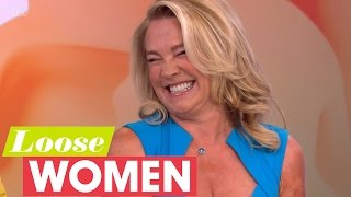 Amanda Redman On Kissing Ray Winstone | Loose Women