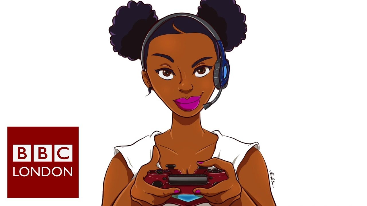 Black Girl Gamers- BBC London