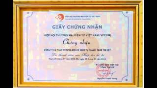 Phim | TRUSTpay Hồ sơ năng lực Giấy chứng nhận Chứng chỉ | TRUSTpay Ho so nang luc Giay chung nhan Chung chi