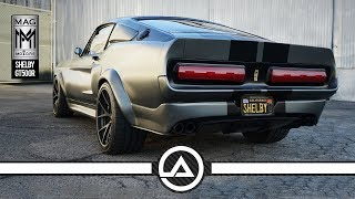 1967 Shelby GT500 Meets 2012 Shelby GT500 | Mag Motors