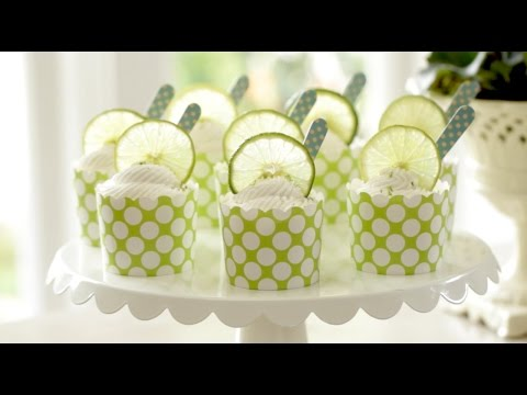 Beth's Key Lime Cup Recipe | ENTERTAINING WITH BETH