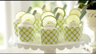 Beth's Key Lime Cups