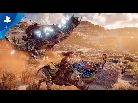 Horizon Zero Dawn - Accolades Trailer | PS4