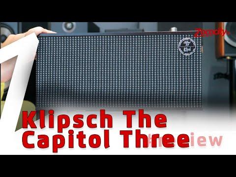 Review Klipsch The Capitol Three, una edición especial con mucha pegada