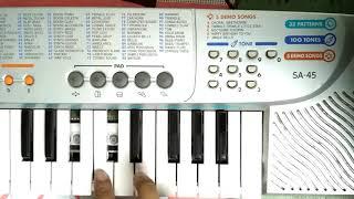 Gorgeous - Taylor Swift piano tutorial by Karan Gajjar