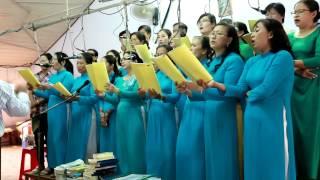 Vinh dự thập giá - Ca đoàn giáo xứ Kiên Lương