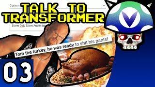 [Vinesauce] Joel - Talk To Transformer ( Part 3 )