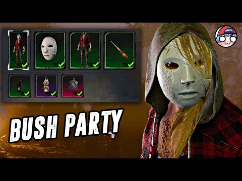 Bush Party Legion Julie Gameplay (Tome III) - Dead by Daylight PTB