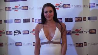 Celebrities On The Red Carpet At The Reality TV Awards In London