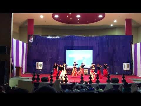 BMCH convo 2K18- performance by 2012 batch house surgeons
