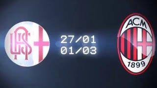 Alessandria Calcio - Coppa Italia Tim Cup 2016 - Il Cammino
