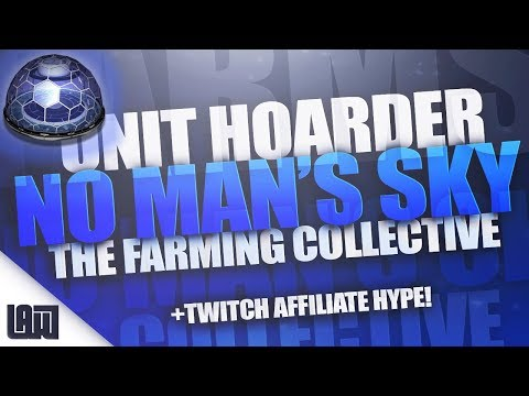 Fastest Units in the Galaxy!     The Farming Collective    No Man's Sky v1.35 PS4