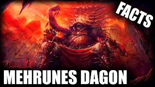Skyrim - 4 Mehrunes Dagon Facts