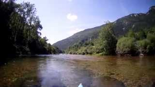 DESCENTE CANOE au Camping Beldoire - Gorges du Tarn