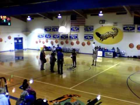 Gila Bend High School HOOPcoming 2015