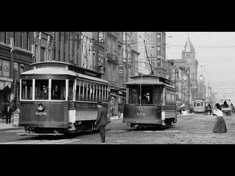 Old Scenes of Louisville, Kentucky 1906