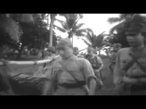 Japanese Surrender On Cebu, Philippine Islands, 08/28/1945 (full)