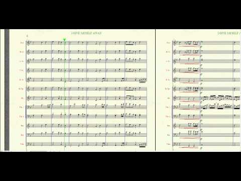 """""""I Give Myself Away"""" William Mcdowell Arranged For Marching/Concert Band"""