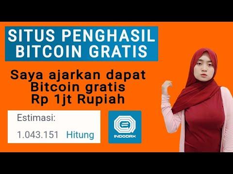 Situs Penghasil Bitcoin Gratis, Dapet Rp 1 Juta Rupiah Dari Situs Ini