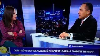 Entrevista Todo se Sabe RPP TV Carlos Caro 05 09 16