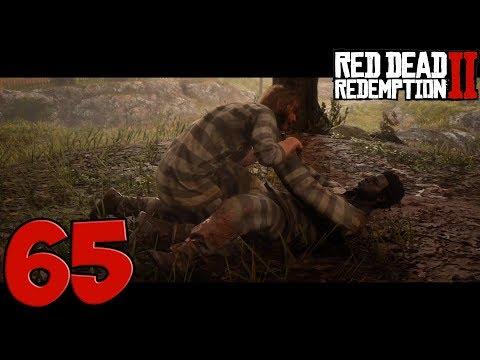 Red Dead Redemption 2. Прохождение. Часть 65 (Блэк и Уайт) thumbnail