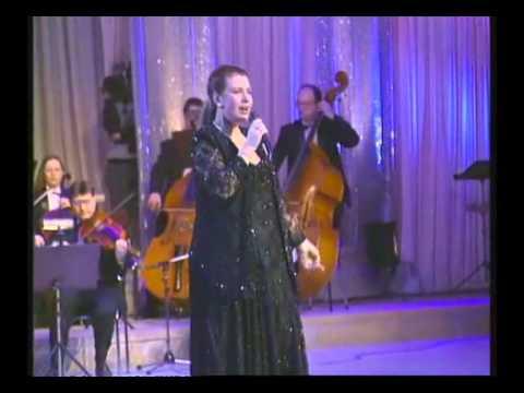 Валентина Толкунова в авторском вечере Оскара Фельцмана