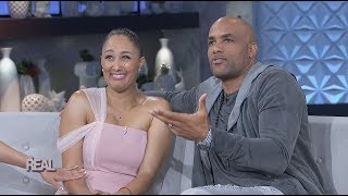 Boris Kodjoe Has a