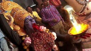 रण में कूद पड़ी माँ काली song  || new jagran from delhi