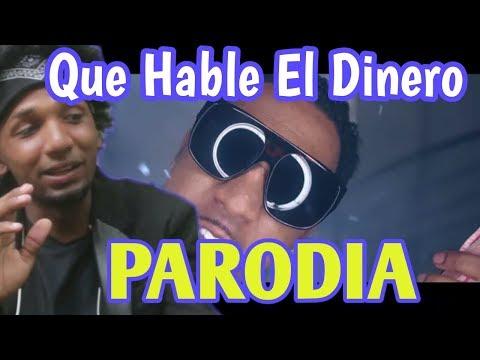 Toxic Crow - Que Hable El Dinero (RIP Lápiz) PARODIA EtsDaniel