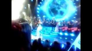 """Екатерина Колисниченко с песней """"Любовь жива"""""""