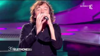 "Cali - ""I want you"" - Téléthon 2016"