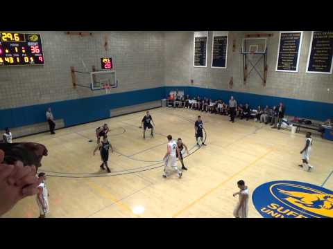 Suffolk University vs. Rivier University