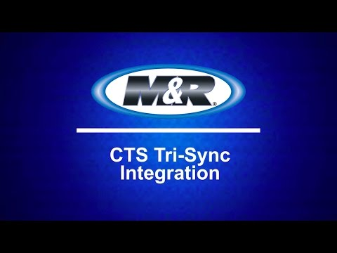 M&R's Tri-Loc Registration System with the Tri-Sync Pallet for CTS-Based Screen Production