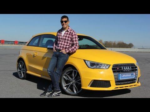 Audi S1 essayée par Soheil Ayari :