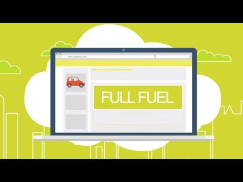 Hire a car with Goldcar Full Fuel