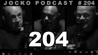 Jocko Podcast 204 W/ Dick Thompson: Don't Sign Up For Sog.