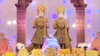 Diwali,Annakut 2018 by BAPS,Abudhabi