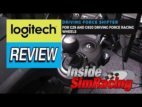 Logitech Driving Force Shifter Review