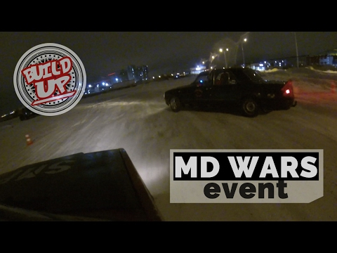 Moscow Drift Wars // Events