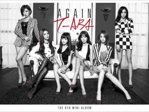 T-ARA[티아라] - NUMBER NINE [넘버나인] No.9 Karaoke/Instrumental with bg vocals